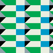 Crispijn Green & Blue