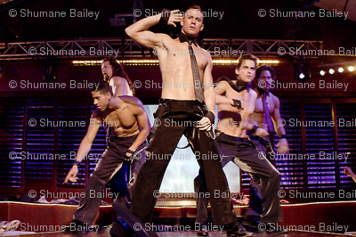for the love of magic mike