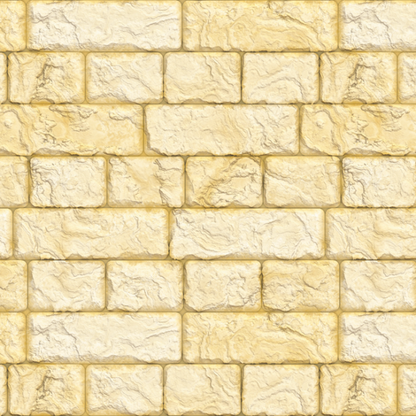 Sandstone Blocks fabric by animotaxis on Spoonflower - custom fabric