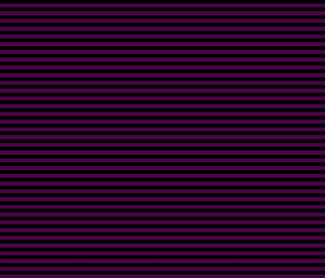 Purple Doll Stripes fabric by thetatterpunk on Spoonflower - custom fabric