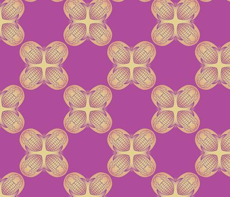 Trilobites of the World, Unite! fabric by greenmyeyes on Spoonflower - custom fabric