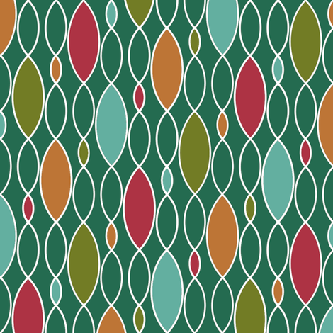 Mambo-licious fabric by ormolu on Spoonflower - custom fabric