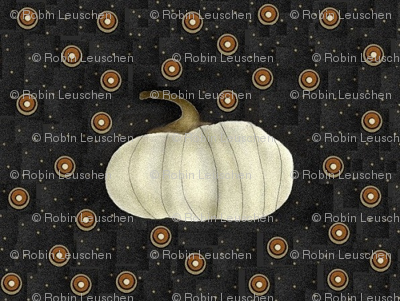 White Pumpkin and Pennies