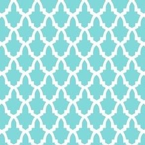 morroco aqua tiles