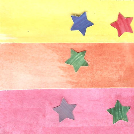 stars_and_strips_rainbow fabric by barakatblessings on Spoonflower - custom fabric