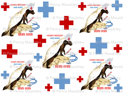 HONEY BADGER HEAD NURSE