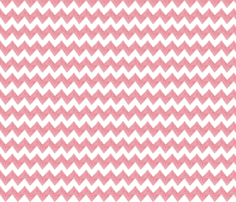 Zig Zag Terrain in Coral fabric by kbexquisites on Spoonflower - custom fabric