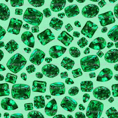 Wizard of Oz - Green Emeralds