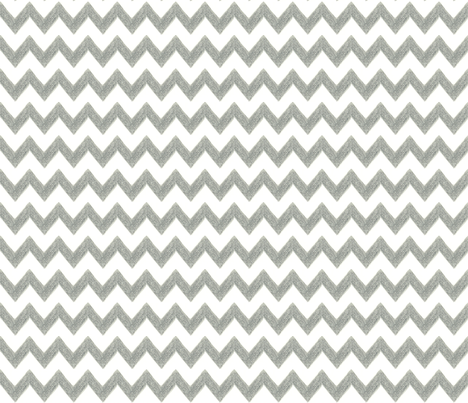 Zig Zag Terrain in Grey fabric by kbexquisites on Spoonflower - custom fabric