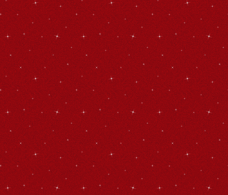 Wizard of Oz - Ruby Red Glitter fabric by joyfulrose on Spoonflower - custom fabric
