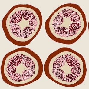 Four Pomegranates