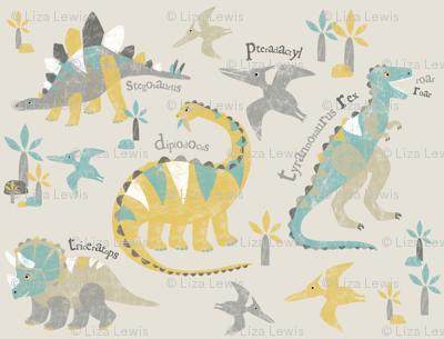 LizaLewisdinopattern