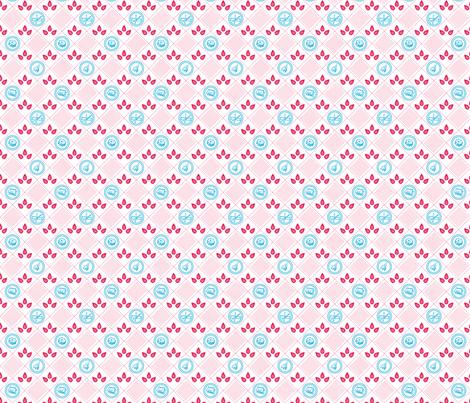 pattys pattern fabric by grafiklieschen on Spoonflower - custom fabric