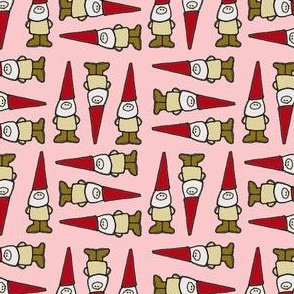 Gnome Grid Pink