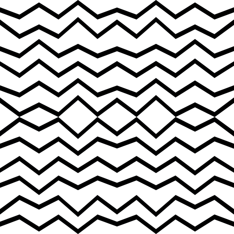 Line Drawing Of Zig Zag : Zigzag line pictures to pin on pinterest daddy