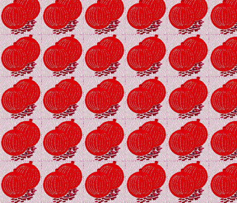spoonflower_pomagranate02_effect1_6_19_2012 fabric by compugraphd on Spoonflower - custom fabric