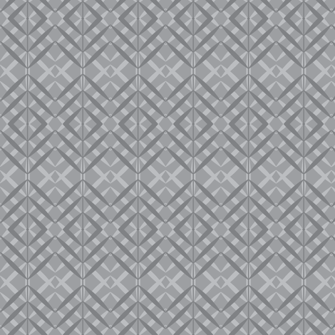 50sLattice fabric by ghennah on Spoonflower - custom fabric