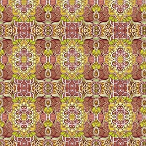 Rosette Squares