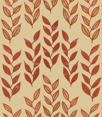 <NP>Minoan grasses on beige