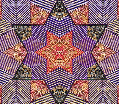 Polymer Tile Star