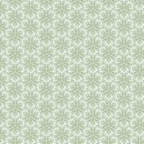 Sage green lace