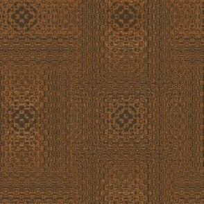 Brown Woven Look Pattern © Gingezel™ 2012