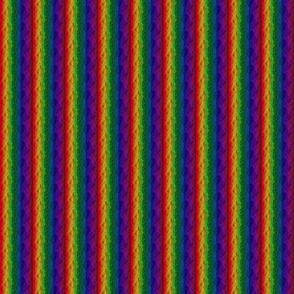 Rainbow, Border fabric