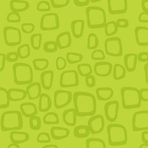 mod pebble: fern