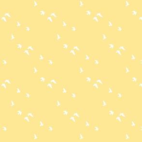 flock yellow
