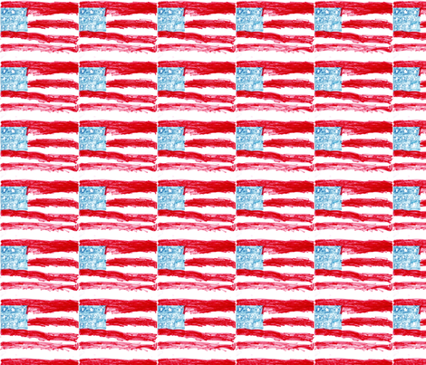 StarsnStripes fabric by serenity_ii on Spoonflower - custom fabric