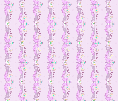 Spooky Cute fabric by lovelylatte on Spoonflower - custom fabric