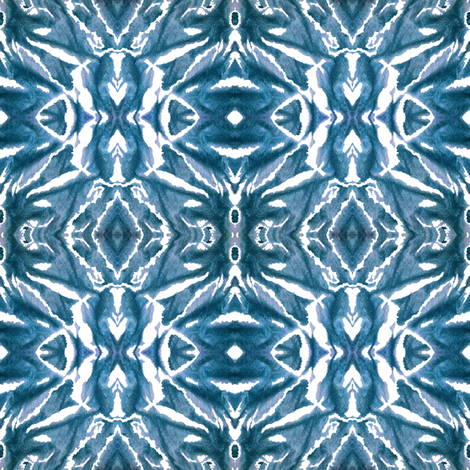 #SFDesignADay - Day 11 - Dyed Fabric. Sun kissed Water fabric by art_on_fabric on Spoonflower - custom fabric