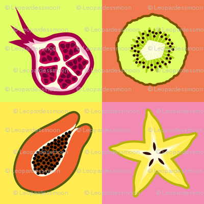 BRIGHT Exotic Fruit