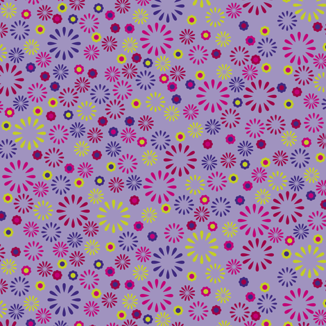Allover3_17_5cmWx16cmH fabric by zoebrench on Spoonflower - custom fabric