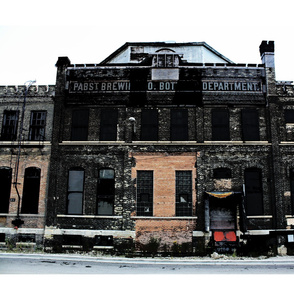 old Pabst Brewing Grounds