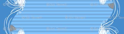 Creepy Stripes Double
