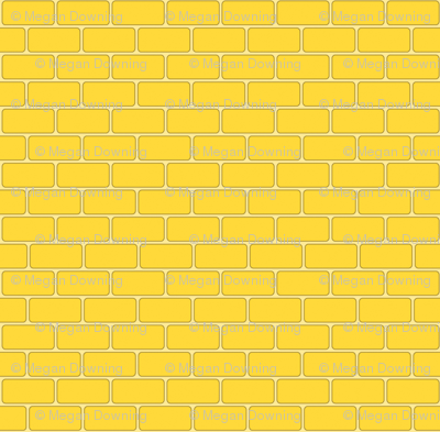 Yellow Brick Road Background