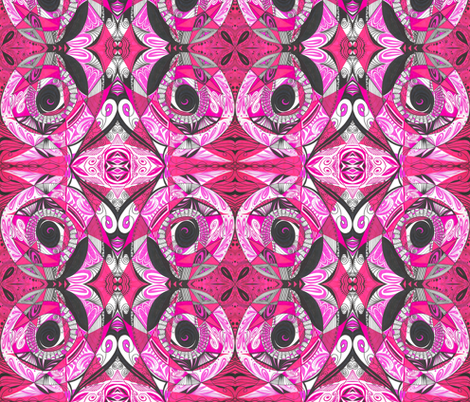 Najma fabric by yezarck on Spoonflower - custom fabric