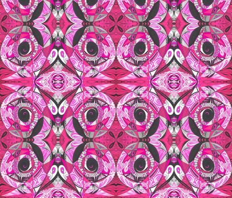 Najma fabric by yezarck on Spoonflower - custom fabric