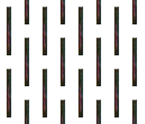 Sunrise on Foggy Mountain (dark) Vertical Version fabric by anniedeb on Spoonflower - custom fabric
