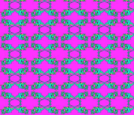 dragongreeny fabric by theunicornandthewasp on Spoonflower - custom fabric