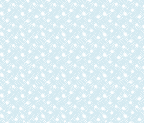 wind blown:dot:D5EAF1 fabric by keweenawchris on Spoonflower - custom fabric