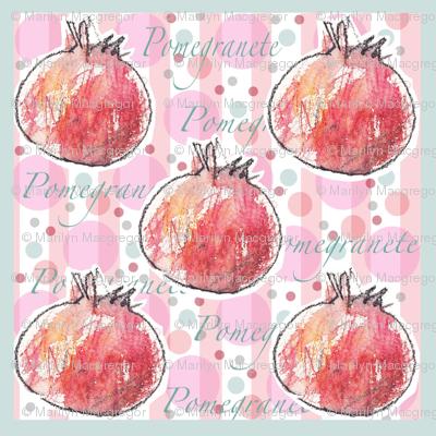 PomegraneDots