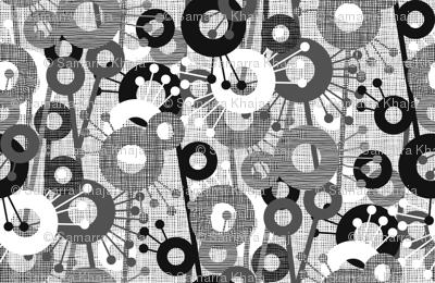 Sticks & Dots, Stripes & Spots: On White