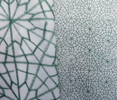 Middle Eastern Geometric Flowers (Colored Pencil-Large)