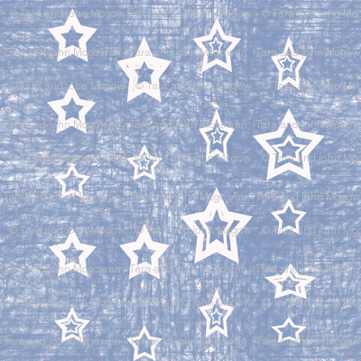 Stars And Stripes Hanging Stars, ATD 505