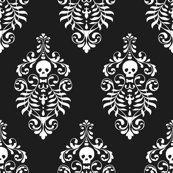 Rrskull_damask_-_white-black