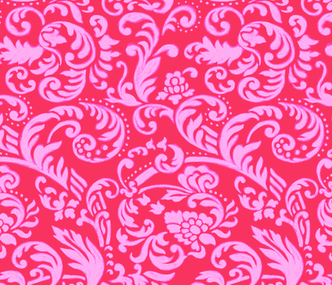 Elouise fabric by neatdesigns on Spoonflower - custom fabric