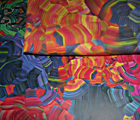 A Color Burst of Spoonflower