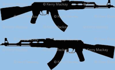 guns blue